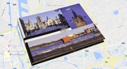 Fotoboek over Gent