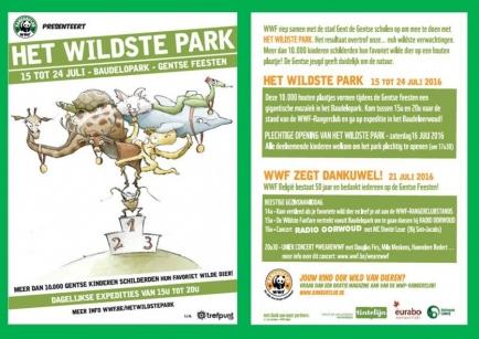 WWF - Het wildste park